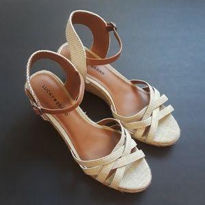 Lucky brand | espadrilles sandals